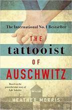 THE TATTOOIST OF AUSCHWITZ - Ekönyv - MORRIS, HEATHER