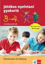 JÁTÉKOS NYELVTANI GYAKORLÓ 3. ÉS 4. OSZTÁLYOSOKNAK - Ekönyv - PETIK ÁGOTA MARGIT, RUZSA ÁGNES