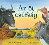 AZ ÖT CSÚFSÁG - Ekönyv - SCHEFFLER, AXEL