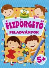 ÉSZPÖRGETŐ FELADVÁNYOK - Ekönyv - SZALAY KÖNYVKIADÓ ÉS KERESKEDOHÁZ KFT.