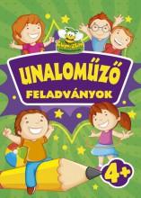 UNALOMŰZŐ FELADVÁNYOK - Ekönyv - SZALAY KÖNYVKIADÓ ÉS KERESKEDOHÁZ KFT.