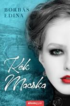 KÉK MACSKA - Ekönyv - BORBÁS EDINA