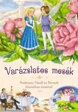 VARÁZSLATOS MESÉK - Ekönyv - ANDERSEN, HAUFF, PERRAULT