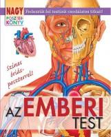 AZ EMBERI TEST - NAGY POSZTERKÖNYV - Ekönyv - VENTUS LIBRO KIADÓ