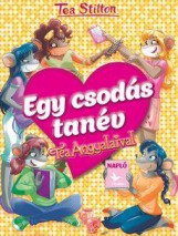 EGY CSODÁS TANÉV - TEA ANGYALAIVAL - Ekönyv - STILTON, TEA