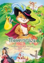 MESEVARÁZS - Ekönyv - ANDERSEN, HAUFF, PERRAULT