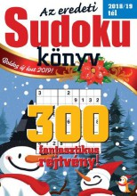 SUDOKU KÖNYV 2018/19 TÉL - Ekönyv - TIM BENDER