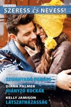 Szeress és nevess! 57. - Ekönyv - Sherryl Woods; Diana Palmer; Kelly Jamison