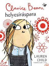CLARICE BEAN, HELYESÍRÁSPARA - Ekönyv - CHILD, LAUREN