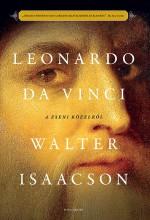 LEONARDO DA VINCI - A ZSENI KÖZELRŐL - Ekönyv - ISAACSON, WALTER