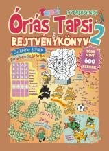 ÓRIÁS TAPSI - REJTVÉNYKÖNYV 2. - Ekönyv - LAPU BT.