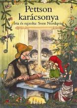 PETTSON KARÁCSONYA - Ekönyv - NORDQVIST, SVEN