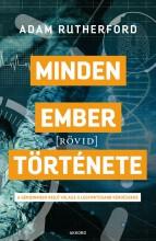 MINDEN EMBER [RÖVID] TÖRTÉNETE - Ekönyv - RUTHERFORD, ADAM