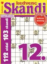 KEDVENC SKANDI KÖNYV 12. - Ekönyv - CSOSCH KFT.