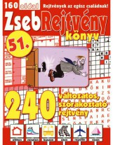 ZSEBREJTVÉNY KÖNYV 51. - Ekönyv - CSOSCH KFT.