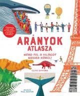 ARÁNYOK ATLASZA - Ekönyv - GIFFORD, CLIVE