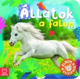 ALBUM KICSIKNEK - ÁLLATOK A FALUN - Ekönyv - PODGÓRSKA, ANNA