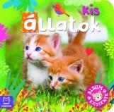 ALBUM KICSIKNEK - KIS ÁLLATOK - Ekönyv - PODGÓRSKA, ANNA