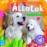 ALBUM KICSIKNEK - ÁLLATOK SZÜLŐVEL - Ekönyv - PODGÓRSKA, ANNA