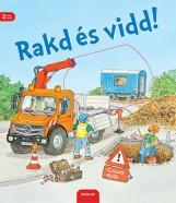RAKD ÉS VIDD! - Ekönyv - GERNHÄUSER, SUSANNE