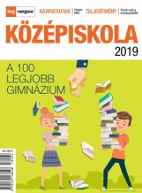 KÖZÉPISKOLAI RANGSOR 2019 - A 100 LEGJOBB GIMNÁZIUM - Ebook - HVG KÖNYVEK