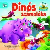 DINÓS SZÁMOLÓKA - Ekönyv - -