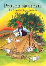 PETTSON SÁTOROZIK - Ekönyv - NORDQVIST, SVEN