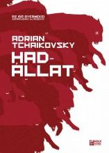 HADÁLLAT - Ekönyv - TCHAIKOVSKY, ADRIAN