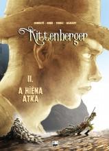 KITTENBERGER II. - A HIÉNA ÁTKA - Ekönyv - SOMOGYI GYÖRGY - DOBÓ ISTVÁN