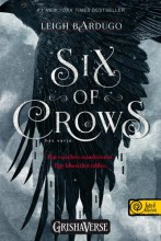 SIX OF CROWS - HAT VARJÚ - HAT VARJÚ 1. SÖ. - Ekönyv - BARDUGO, LEIGH