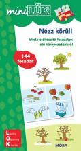 NÉZZ KÖRÜL! - ISKOLA-ELŐKÉSZÍTŐ FELADATOK ÉLŐ KÖRNYEZETÜNKRŐL - Ekönyv - LDI247