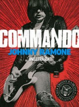 COMMANDO – JOHNNY RAMONE ÖNÉLETRAJZA - Ekönyv - RAMONE, JOHNNY