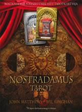 NOSTRADAMUS TAROT - Ekönyv - MATTHEWS, JOHN & KINGHAN, WILL