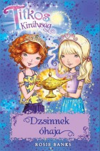 TITKOS KIRÁLYSÁG 33. - DZSINNEK ÓHAJA - Ekönyv - BANKS, ROSIE