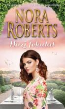 HÁZI FELADAT - Ekönyv - ROBERTS, NORA