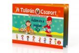 A TULIPÁN CSOPORT - ÁDÁM ÉS A PAPLAN - Ekönyv - SZABÓ ÁGNES
