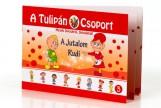 A TULIPÁN CSOPORT - A JUTALOM RUDI - Ekönyv - SZABÓ ÁGNES