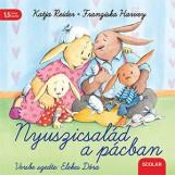 NYUSZICSALÁD A PÁCBAN - Ekönyv - REIDER, KATJA