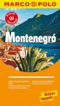 MONTENEGRÓ - MARCO POLO - ÚJ TARTALOMMAL! - Ekönyv - CORVINA KIADÓ
