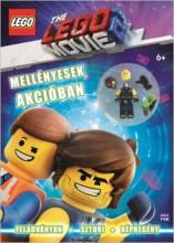LEGO MOVIE 2. MELLÉNYESEK AKCIÓBAN - AJÁNDÉK MINIFIGURÁVAL - Ekönyv - MÓRA KÖNYVKIADÓ