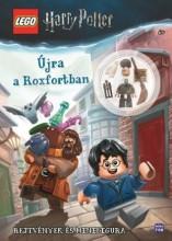 LEGO HARRY POTTER ÚJRA A ROXFTORBAN! - AJÁNDÉK HARRY POTTER MINIFIGURÁVAL - Ekönyv - MÓRA KÖNYVKIADÓ