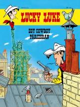 LUCKY LUKE 34 - EGY COWBOY PÁRIZSBAN - Ekönyv - ACHDÉ - JUL