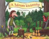 A HÁROM KÍVÁNSÁG - Ekönyv - SCHEFFLER, AXEL