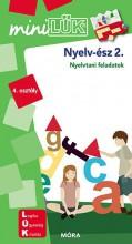 NYELV-ÉSZ 2.- FELADATOK NYELVTANBÓL 4. OSZTÁLY(MINILÜK) - Ebook - LDI239