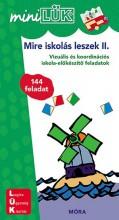 MIRE ISKOLÁS LESZEK 2. - VIZUÁLIS ÉS KOORDINÁCIÓS ISKOLA ELŐKÉSZÍTŐ FELADATOK - Ekönyv - LDI225