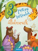 3 PERCES TÖRTÉNETEK- ÁLLATMESÉK - Ekönyv - ROPER, HILARY