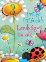 3 PERCES TÖRTÉNETEK- TANULSÁGOS MESÉK - Ekönyv - ROPER, HILARY
