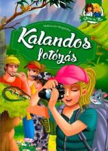 KALANDOS FOTÓZÁS - GLÓRIA ÉS TINA - Ekönyv - MIKLÓSVÁRI MAGDOLNA