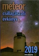 METEOR CSILLAGÁSZATI ÉVKÖNYV 2019 - Ekönyv - BENKŐ JÓZSEF - MIZSER ATTILA