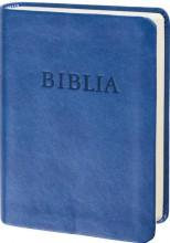BIBLIA - ZSEBMÉRETŰ - KÉK  (RÚF 2014) - Ekönyv - KÁLVIN KIADÓ